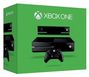 XBOX ONE Kinect 500 GB