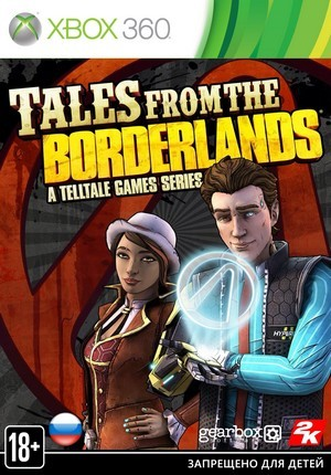 Tales from the Borderlands: A Telltale Games Series [Region Free/ENG] [LT+1.9^]