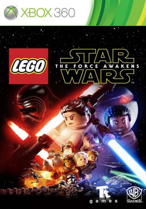 LEGO Star Wars: The Force Awakens [Region Free/RUS] [LT+2.0] [LT+3.0]