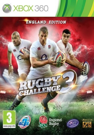Rugby Challenge 3 [Region Free/ENG] [LT+1.9^]