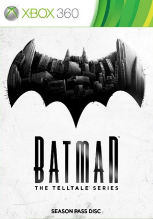 Batman: A Telltale Game Series [PAL/NTSC-U/RUS] [LT+1.9^]
